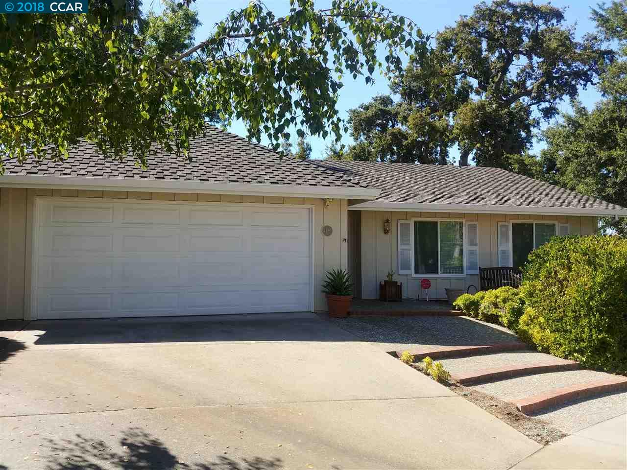 Property Photo for 4480 Buckthorn Ct Concord, CA
